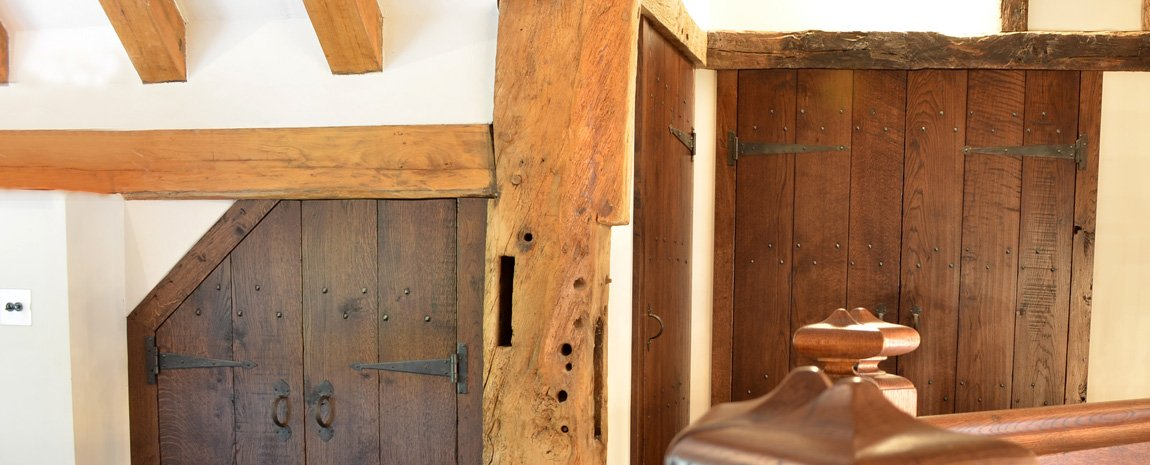 Oak Boarded Doors