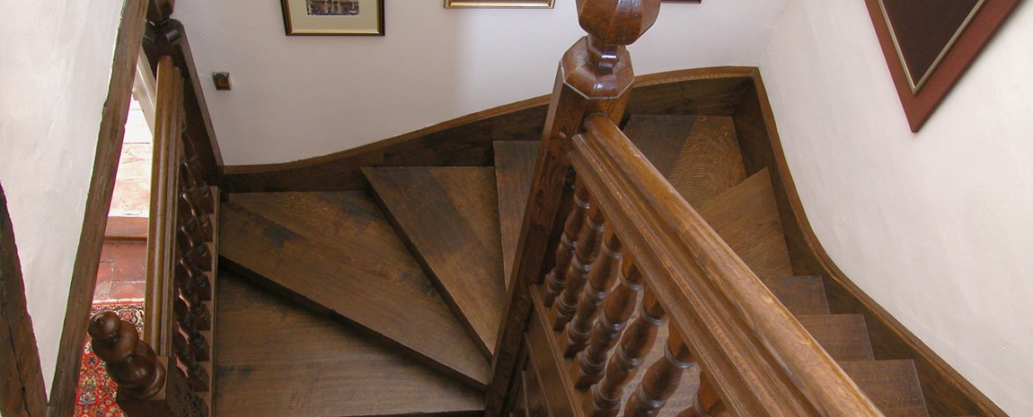 Stairs, balustrades and spindles