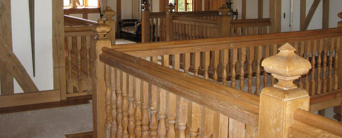 Oak Staircase Spindles
