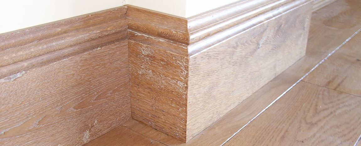 Oak Skirting Board
