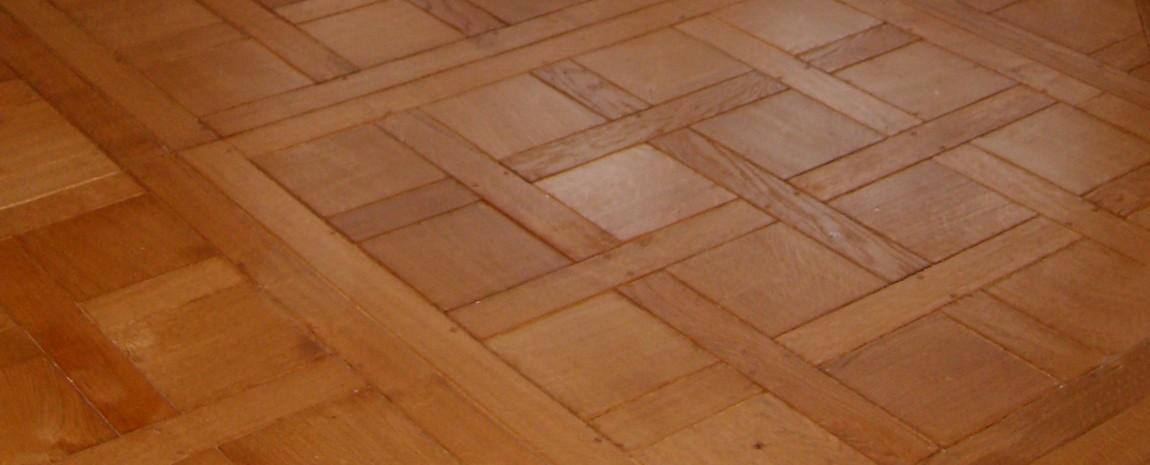 Versailles Style Oak Floor